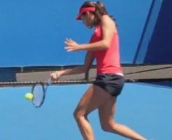 テニス-フォアハンドストローク-イメージ